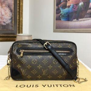 Louis Vuitton Marly Dragonne GM Clutch/Crossbody